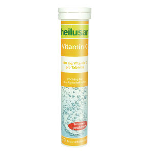 Brausetabletten Vitamin C