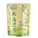 水晶肥皂補充包2000g-低敏型檸香, , large