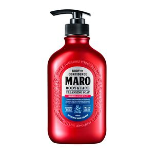 MARO BodyFace Cleansing Soap