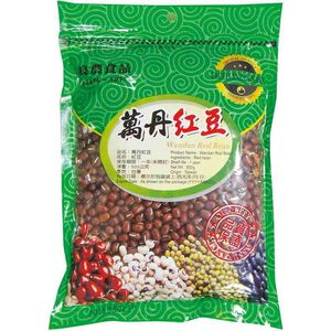 良農萬丹紅豆-500g