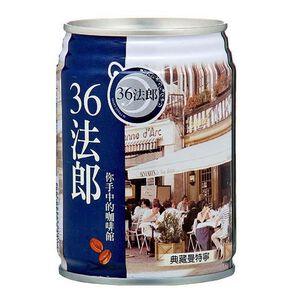 36 Francs Mandeling Caff