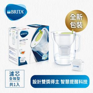 BRITA純淨濾水壺-(共5芯) 全效型