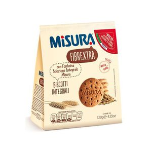 MISURA Biscuits with Whole Wheat Flour