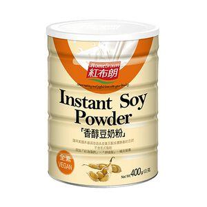 紅布朗香醇豆奶粉-400g