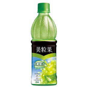 美粒果白葡萄蘆薈450mlPet