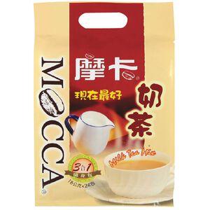 摩卡現在最好三合一奶茶隨身包