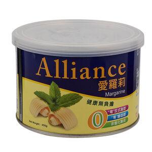 愛羅莉植物奶油 400克/罐