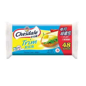 Chesdale Trim Cheese 768g