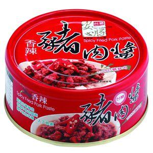 台糖安心豚豬肉醬(香辣)160g