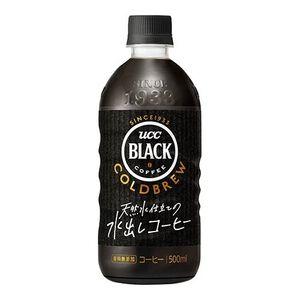 UCC black cold brew coffee