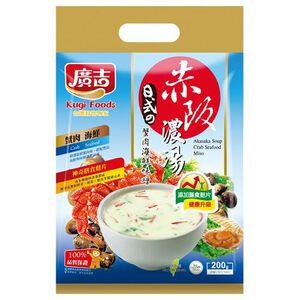 廣吉赤阪濃湯-蟹肉海鮮味噌