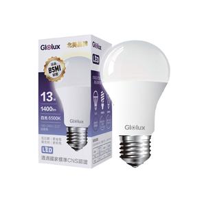 Glolux 13W LED Light Bulb