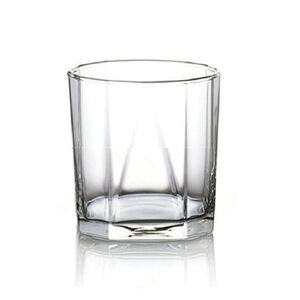 Ocean 菱格紋威士忌酒杯