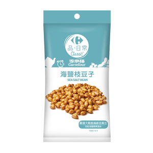 家樂福海鹽枝豆子