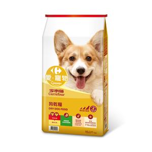 C-Dry dog food (Beef  Chicken) 15kg