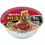 味味A排骨雞風味乾麵(重量碗)110g, , large