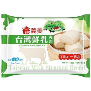 義美台灣鮮乳饅頭