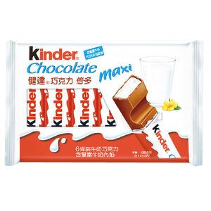 健達巧克力倍多6入裝