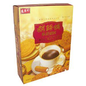 盛香珍酥餅總匯量販盒
