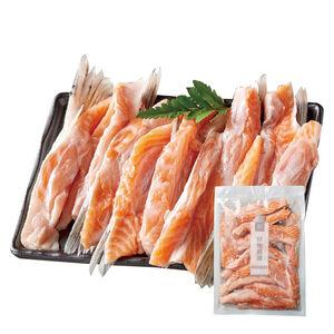 爭鮮鮭魚邊鰭 500g