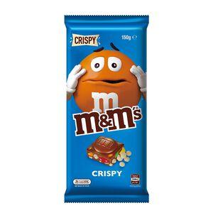 MMsMilk Chocolate Crispy Block