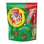 Chipsmore 榛果巧克力風味豆餅乾224g, , large