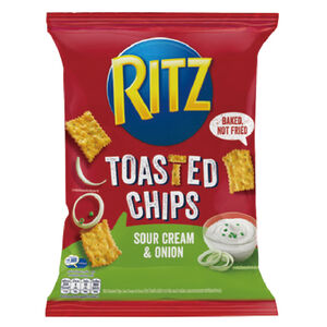 RITZ toasted chips Sour cream