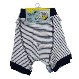 男童平口褲2入-130cm-顏色隨機出貨