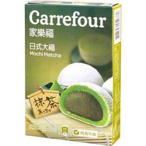 家樂福抹茶日式大福
