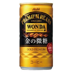 Asahi Wonda Coffee Gold