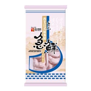 西北日式手工魷魚餃120g