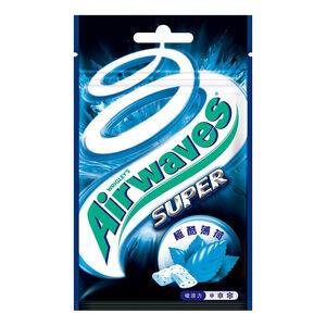 Airwaves Super口香糖極酷薄荷
