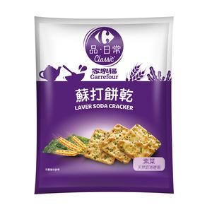 家樂福紫菜蘇打