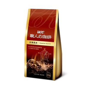 UCC CHARCOAL ROASTED COFFEE BEANS