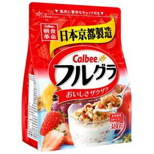Calbee Granola Cereals Fruit