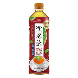 KC Leng Pao Cha English Black Tea 585ml