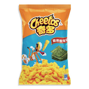Cheetos Seaweed