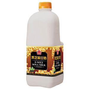 I-Mei Soya Milk With Black Sesame
