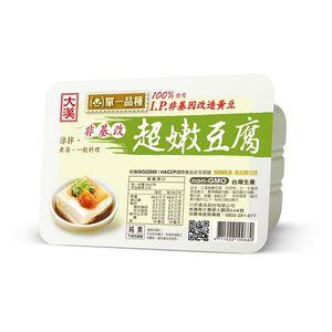 大漢超嫩豆腐(非基因改造)