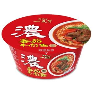 Rich pickled pork noodle soup