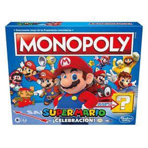MONOPOLY SUPER MARIO CELEBRATION-E9517