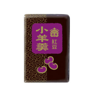 I Mei Red Bean Jelly Cake