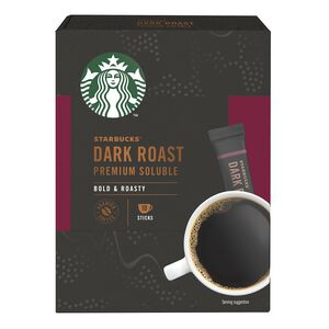 星巴克特選系列-深度烘焙咖啡2.3gx10