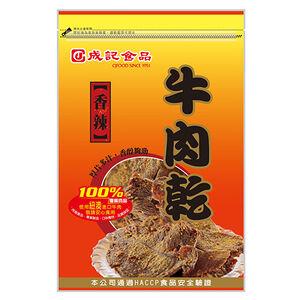 CJ Beef Jerky-Hot Flavor