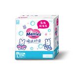 Merries Premium Baby Diaper L Box, , large