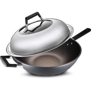 non-stick wok36