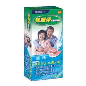 Polident adhesive gum care