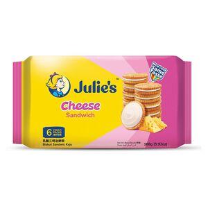Julies cheese sandwich