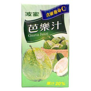 Bomy Guava Juice Drink 300ml