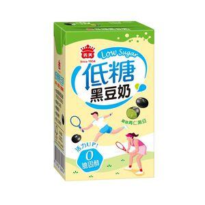 義美低糖黑豆奶-250ml